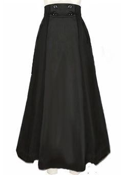 Victorian  Walking Skirt Vintage Gowns, Vintage Outfits, Victorian Outfits, Edwardian Fashion, Vintage Fashion, Pretty Outfits, Cool Outfits, Historical Clothing, Skirt Outfits