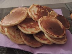 recette Pancakes recette Tupperware
