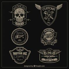 Motores insignias