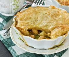 Chicken and Leek Pie | Chicken And Leek Pie, Leek Pie and Pies