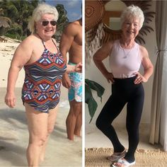 This Fitness Fanatic Is Defying Expectations On Every Level Yoga Fitness, Reto Fitness, Senior Fitness, Health Fitness, Fitness Inspiration, Weight Loss Inspiration, Benefits Of Morning Workout, 70 Year Old Women, Over 50 Fitness