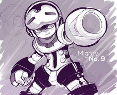 Best fan art I've seen so far for Mighty Keiji Inafune, Megaman Series, Red Vs Blue, Tag Image, Best Fan, Mega Man, Fan Art, Deviantart, The Originals