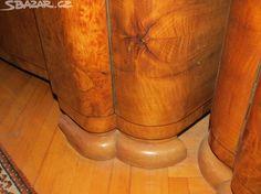 Starožitný nábytek, ložnice - LEVNĚ - obrázek číslo 5