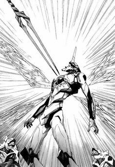 Neon Genesis Evangelion, Manga Art, Anime Art, Evangelion Tattoo, Arte Sketchbook, Mecha Anime, Anime Tattoos, Cool Sketches, Manga Pictures