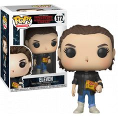 PREORDERED Stranger Things - Eleven Punk Rock Pop! Vinyl Figure (RS)