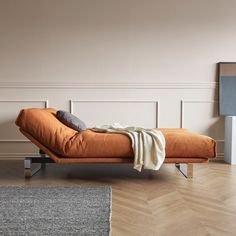MINIMUM vuodesohvapaketti - Innovation Living - Ilmainen toimitus! - Futonnetti.fi Innovation Living, Chaise Lounges, Simple Living, Couch, Steel, Interior Design, Easy, Furniture, Home Decor