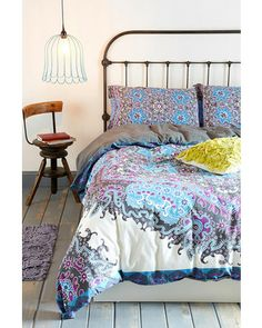 Magical Thinking Magical Thinking Medallion Duvet Cover from Urban Outfitters | BHG.com Shop