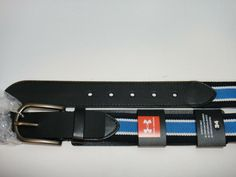 Under Armour Mens Golf Stretch Belt Size 34 Color Blue White Stretch Belt, Golf Clothing, Mens Golf, Golf Outfit, Color Blue, Under Armour, Blue And White, Best Deals, Accessories