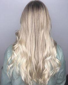Blonde Foil Highlights   Schwarzkopf Igora Royal   Hair by Alissa   juju hair lounge Vancouver, BC, Canada @jujuhairlounge