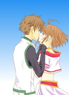 Syaoran, Cardcaptor Sakura, Tsubasa Reservoir Chronicles, Xxxholic, Card Captor, Clear Card, Geek Art, Anime Love, Anime Couples