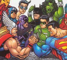 Estudio descifra al superhéroe más poderoso y, seguramente, no te lo esperabas……