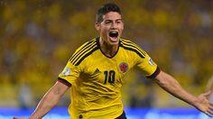 James El niño de la selección de Colombia, a su corta edad, 22 años, ha destacado por su cara simpática y su admirable manera de jugar. Es considerado uno de los mejores jugadores jóvenes del mundo entero.