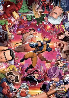 Ultimate Marvel vs Capcom 3 Steam release on March 7th!