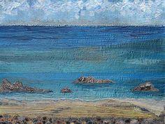 At water's Edge by Naomi Renouf