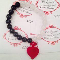 Bracciale Gli opposti si incontrano nel cuore Eoliano Jewelry, Home, Jewlery, Jewerly, Schmuck, Jewels, Jewelery, Fine Jewelry, Jewel