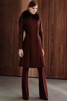 Max Mara Atelier Fall 2015 Ready-to-Wear Fashion Show