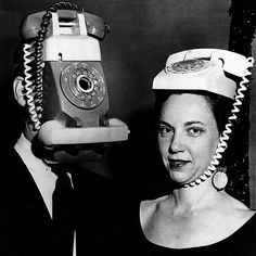 Incredibly Bizarre Vintage Halloween Costumes Looking for a costume idea? Try the terror that is a rotary dial phone.Looking for a costume idea? Try the terror that is a rotary dial phone. Retro Halloween, Costume Halloween, Halloween Socks, Halloween Photos, Happy Halloween, Scary Halloween, Halloween Party, Halloween 2017, Halloween Outfits