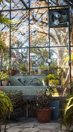 greenhouse. My dream home would have a magnificent garden and of course a beautiful greenhouse.