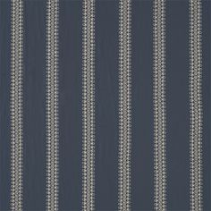 Sanderson - Traditional to contemporary, high quality designer fabrics and wallpapers | Products | British/UK Fabric and Wallpapers | Burnett Stripe (DPGR236324) | Palm Grove