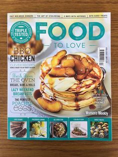 Food to love february 2018 pdf magazines topcookbox hi guys i wanted to share with you a great new food magazine i forumfinder Images