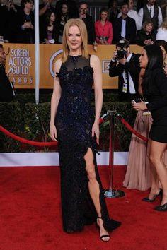 Nicole Kidman en los SAG Awards 2013