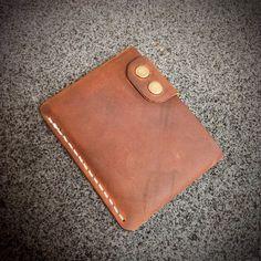 PATTERN  Leather Wallet Pattern / Leathercraft Pattern /