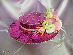 Моделирование - Женская шляпа из конфет
