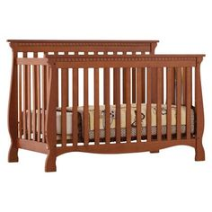 Target : Stork Craft Venetian 4-in-1 Fixed Side Convertible Crib : Image Zoom: In White