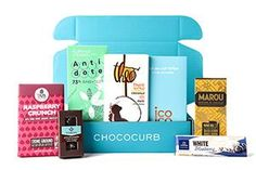 Chococurb classic -- monthly chocolate suscription