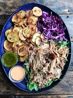 Pork Roast Party Platter