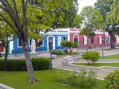 Bolívar, municipio Heres. Casco Historico #CiudadBolivar Venezuela