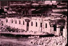 Construcció Universitat Barcelona 1833