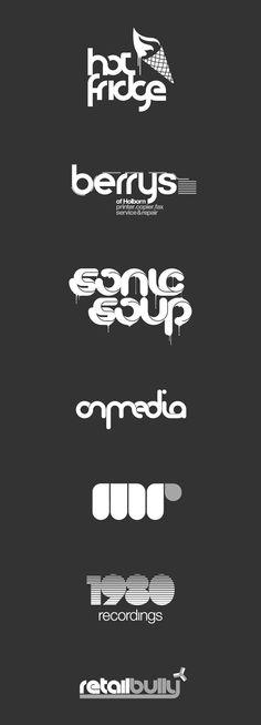 logos and logos and logos