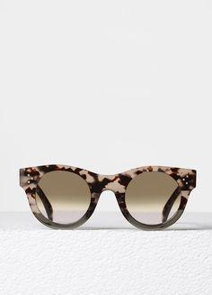 7dfe897aa665 Alia Sunglasses in Acetate - Céline Miuccia Prada