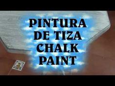 Como Hacer Pintura De Tiza, Chalk Paint Casera - HOW TO MAKE CHALK PAINT - YouTube
