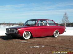 Garaget | Volvo 142 (1969)