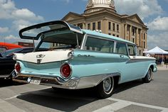 1959 Ford Country Sedan Station Wagon of Station Wagon, Car Ford, Ford Trucks, Vintage Cars, Antique Cars, Automobile, Ford Classic Cars, Classic Auto, Ford Galaxie