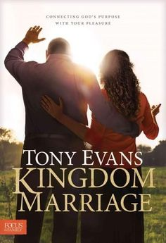 What happens when a kingdom man marries a kingdom woman? Kingdom Marriage: Connecting Gods Purpose with Your Pleasure helps couples grow together as a kingdom couple to fulfill Gods design and purpose