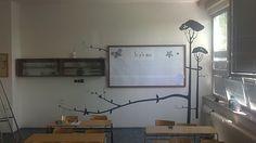 School class in Cesky Tesin CR