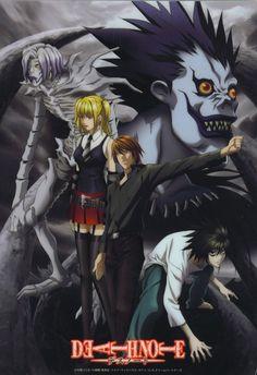 Аниме Тетрадь смерти (Death Note: Desu nôto)   thevideo.one - онлайн кинотеатр