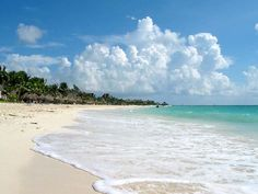 Where I wish I could be right now...Mexico!