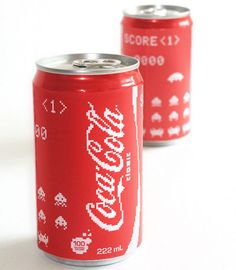 well played, 8-bit coke can, well played.
