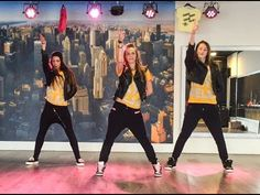 Macklemore - Downtown Easy Dance Choreography Fitness Zumba Ryan Lewis - YouTube