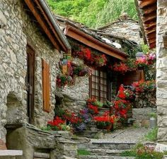 Papingo,  Epirus region, Greece