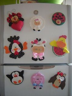 10 CD Ideas Recycled ⋆ Being Healthy Kids Crafts, Foam Crafts, Diy And Crafts, Arts And Crafts, Paper Crafts, Recycled Cds, Diy Y Manualidades, Felt Ornaments, Sewing Crafts
