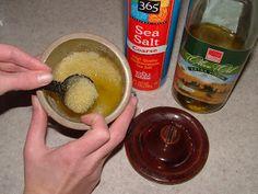 The Conscious Shopper: Make Your Own: Sea Salt Scrub