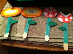 someone's having a Super Mario party soon. : ) thanks pinterest!