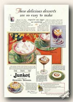 Vintage Food Advertisements of the 1920s (Page 4)