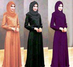 15 Gambar Gaya Hijab Terbaik Baju Muslim Modern Gaya Hijab Dan