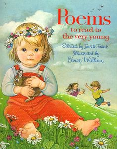 The Art of Children's Picture Books. Pretty sure we had this one. And one on prayers and/or graces